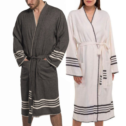 turkish towel robe